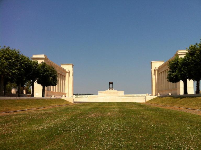 Le monument de Pennsylvanie