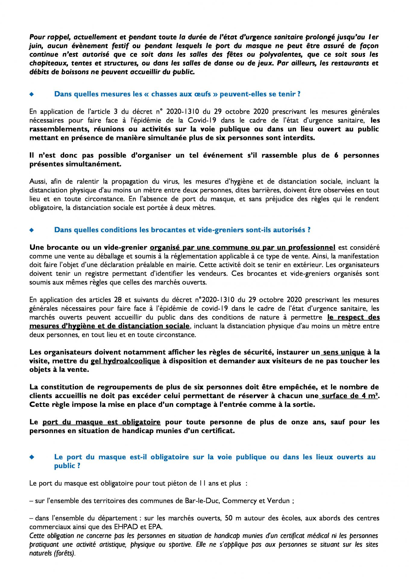 Lettre info covid n 34 page 2